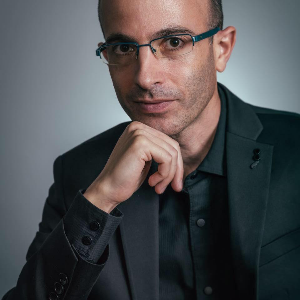 Harari será um dos palestrantes na HSM