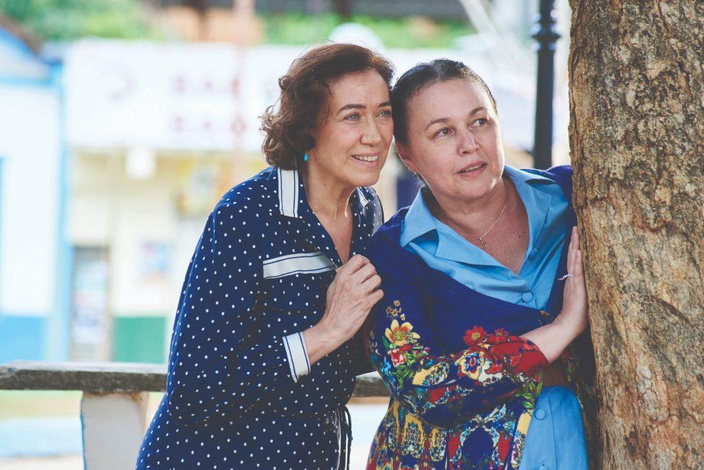 """""""Maria do Caritó"""" traz Lilia Cabral na personagem principal"""