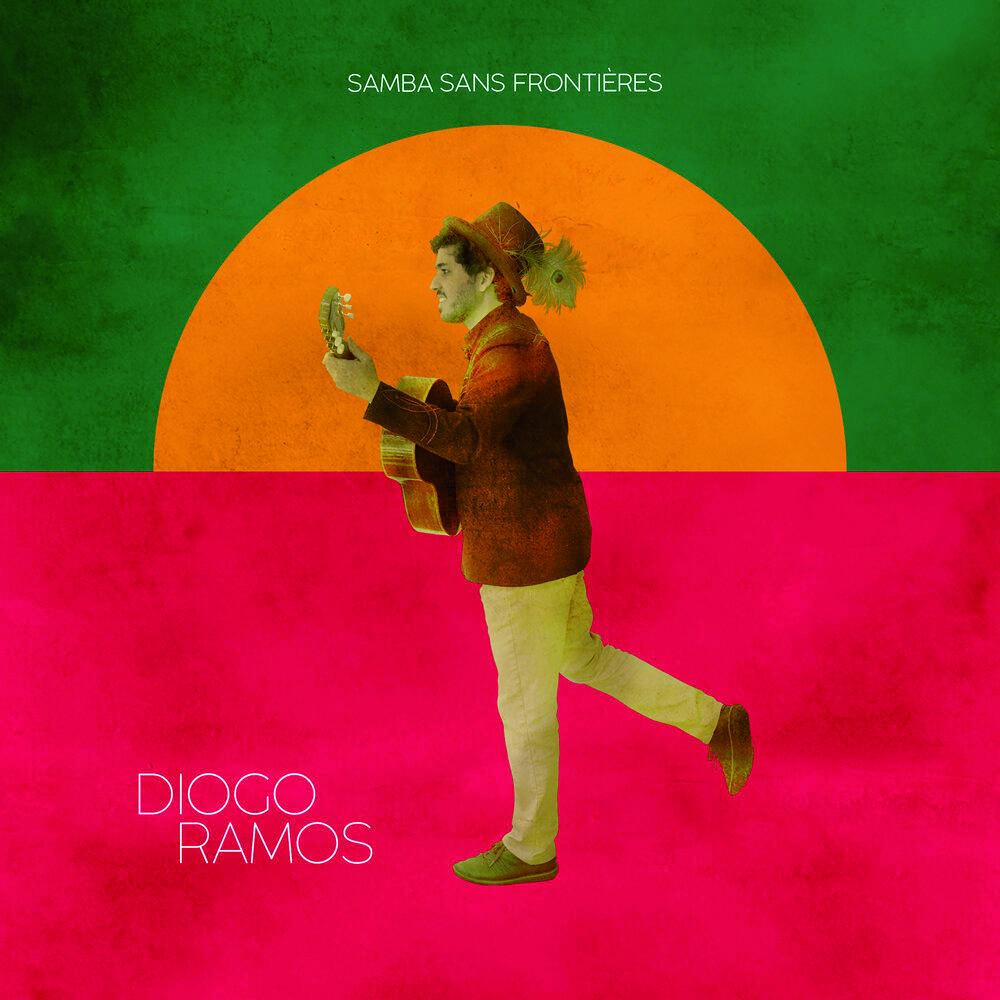 Novo CD de Diogo Ramos