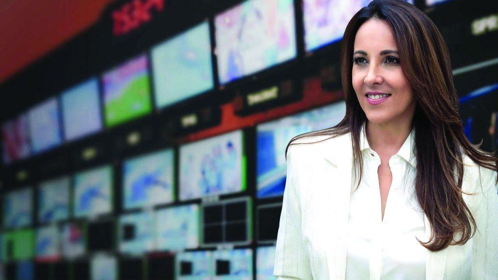 Lucila Pinto, especialista em stage training. Foto: Divulgação