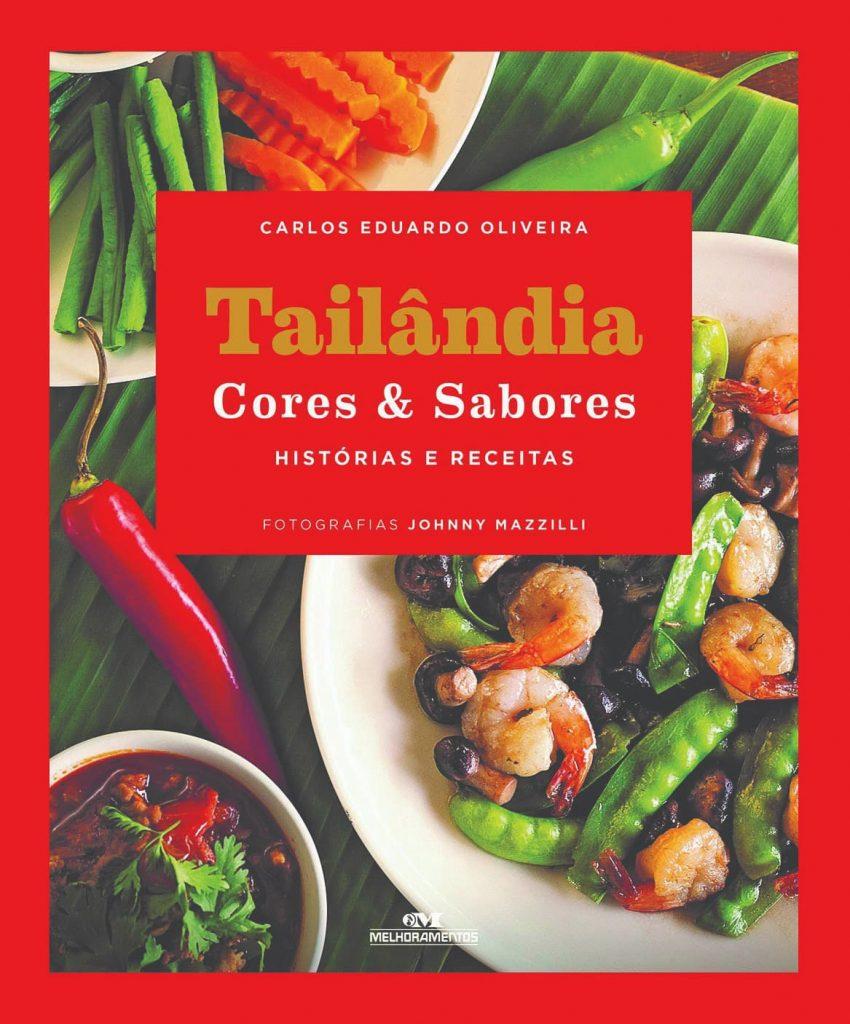 Livro de culinária tailandesa