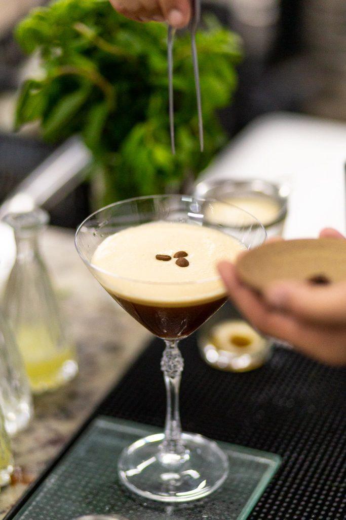 Expresso Martini, novidade no Botanique
