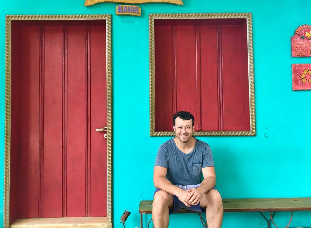 Turismólogo e influenciador Tiago Lopes