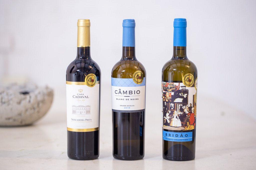 Vinhos europeus disponíveis para entrega na 4U.wine