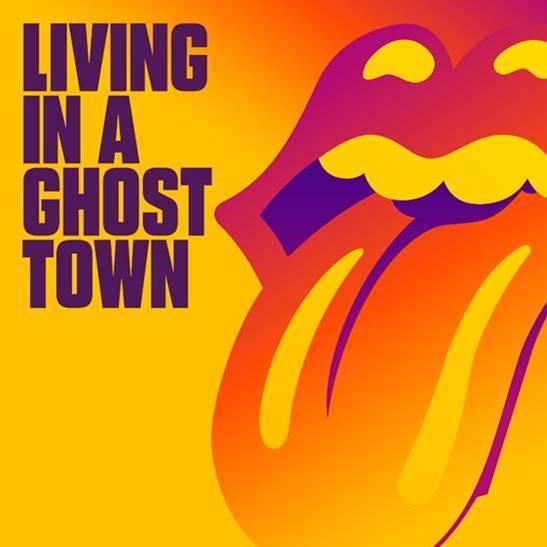 "A música ""Living in a Ghost Town"" foi gravada durante o isolamento social em meio à pandemia"