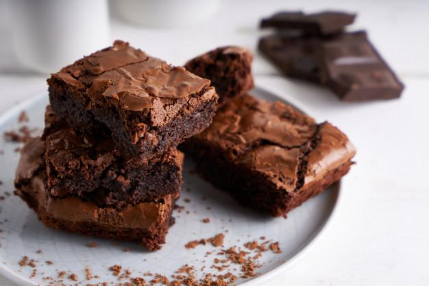 Brownie do Brado Restaurante