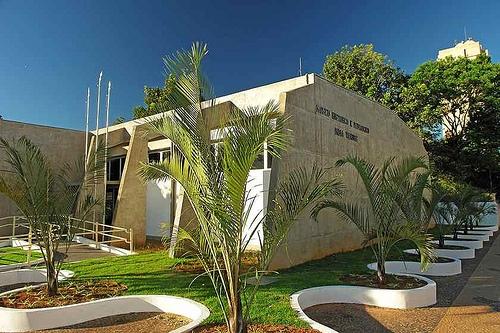 Museu Histórico e Pedagógico India Vanuíre, em Tupã