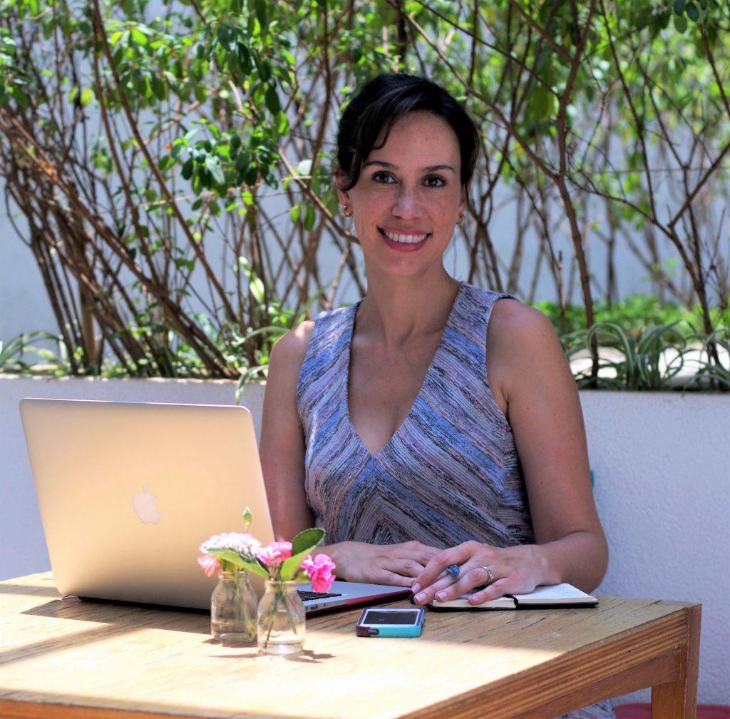 Vivian Wolff, coach de mindfulness