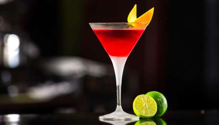 Drinque Cosmopolitan