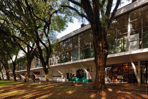 Museu Afro Brasil, no Ibirapuera, em São Paulo